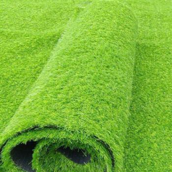 Thiết kế sân chơi cho cả nhà vớithảm cỏ trang trí